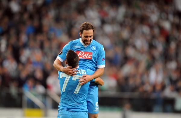 Skromna wygrana Napoli w Serie A