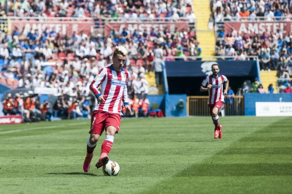 Skromne zwycięstwo Atletico Madryt