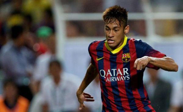 Neymar: Sędzia stracił kontrolę
