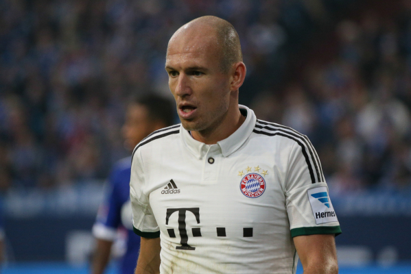 Angielskie media: Arjen Robben zagra w Manchesterze United?