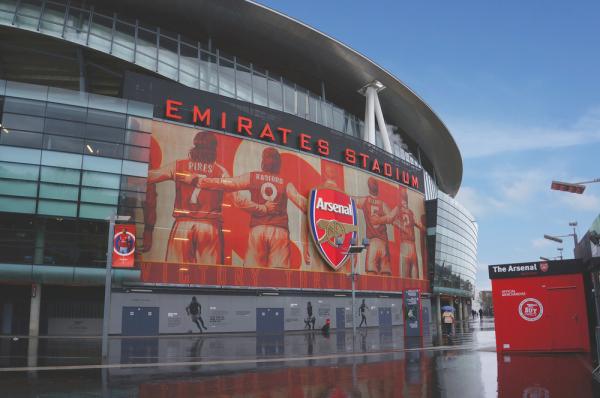 Arsenal popularniejszy od Chelsea