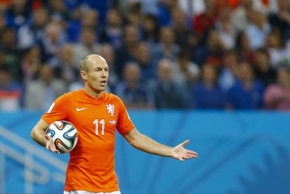 Robben o Euro 2016 bez Holandii: To jest do bani