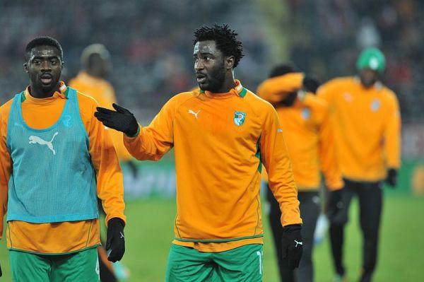 Bony i Kalou wypadli z kadry Wybrzeża Kości Słoniowej