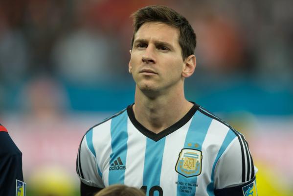 Del Bosque: Chcieliśmy, żeby Messi grał dla nas