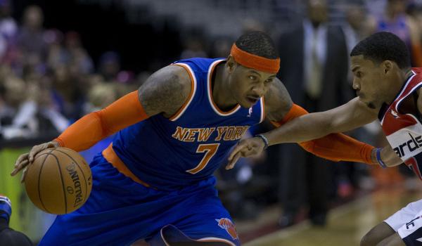 Knicks wygrali w Toronto, Cavaliers ograli Jazz