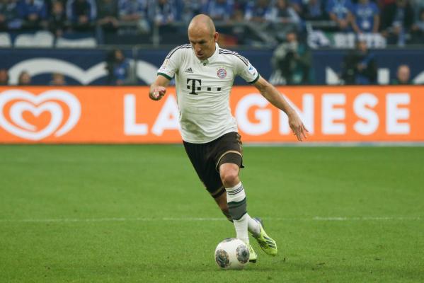 Robben: Lewandowski też mi nie podaje