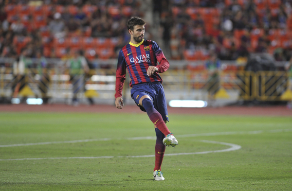 Pique: Barcelona nie wygrałaby Premier League
