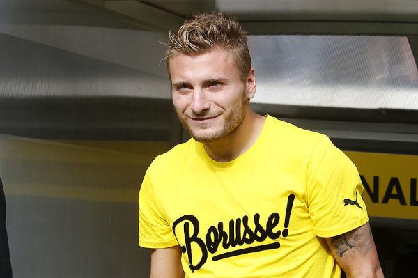 Immobile nie wróci już do Borussii Dortmund