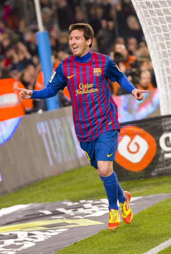 """""""Messi nie dostał pieniędzy"""""""