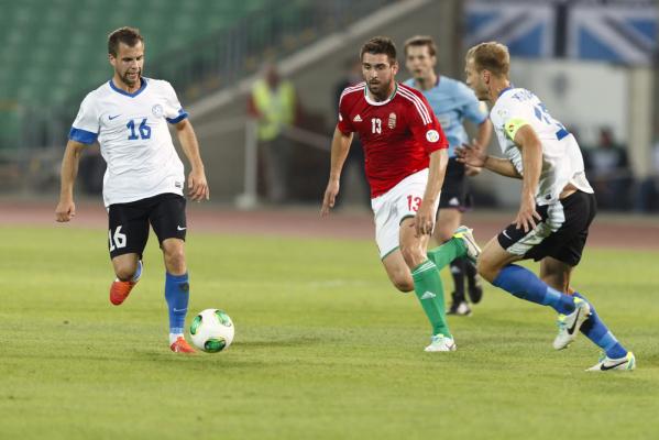 Mecze towarzyskie: Estonia pokonała Gruzję