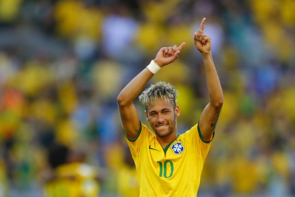 """""""Neymar prezentuje poziom Messiego i Ronaldo"""""""