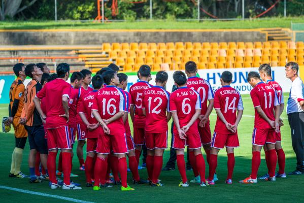 Eliminacje mistrzostw świata 2018: Pierwsza porażka Korei Północnej