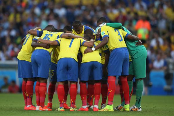 Ekwador niepokonany w eliminacjach mundialu