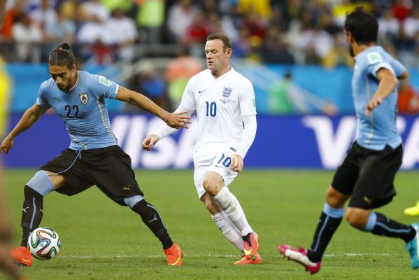 Rooney chwali napastników reprezentacji Anglii