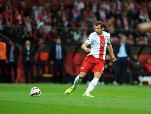 Grzegorz Krychowiak nie zagra z Czechami?