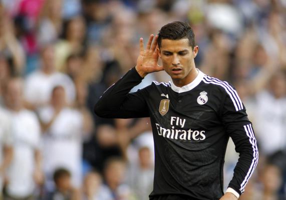 Ronaldo wściekły na Beniteza! [video]