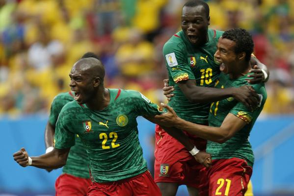 El. MŚ 2018: Wysoka wygrana Kamerunu
