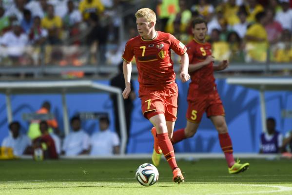 De Bruyne: David Silva to niesamowity piłkarz