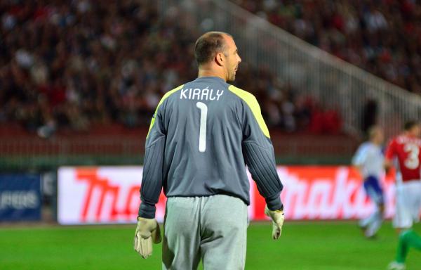 Kiraly: Udowodnimy, że potrafimy grać w piłkę