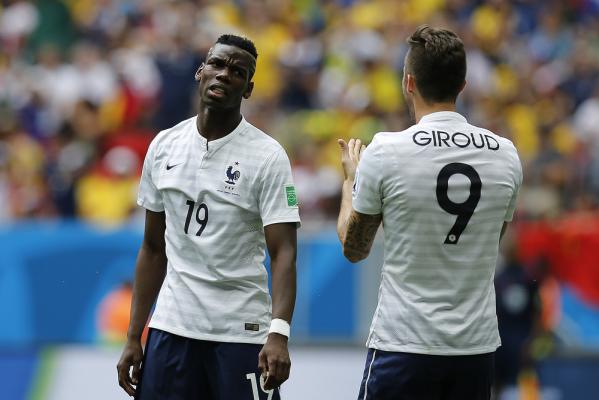 Mecze towarzyskie: Francja lepsza od Niemiec