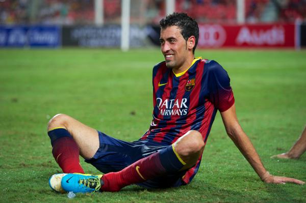 Xavi: Busquets musi być przywódcą Barcy