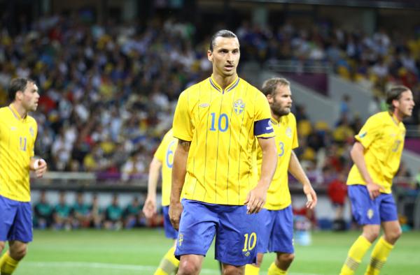 Baraże EURO: Szwedzi pokonali Duńczyków