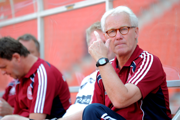 Trener Danii: Możemy odwrócić losy rywalizacji