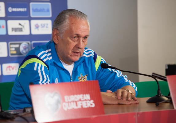 Trener Ukrainy: Ważne, że nie straciliśmy gola