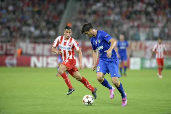Morata: Nie zamierzam odchodzić z Juventusu