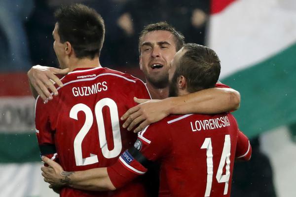 Trener Węgier: Zasłużyliśmy na awans na Euro