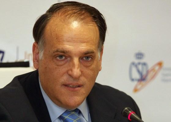Szef La Liga: Jestem kibicem Realu Madryt