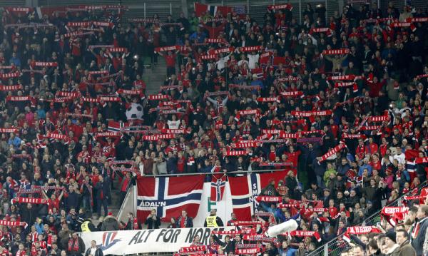 Piłkarz Norwegii kończy karierę w kadrze