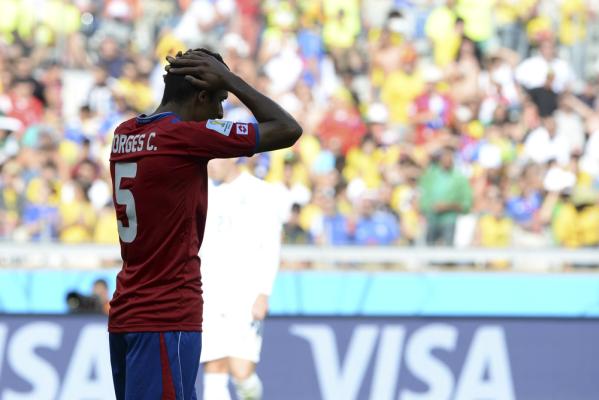 Pomocnik Deportivo straci cztery miesiące