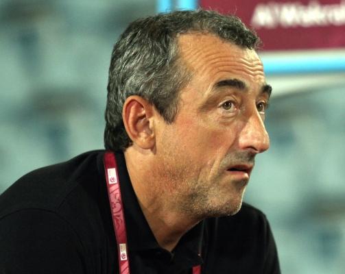 Trener Bośni ma pretensje do arbitra