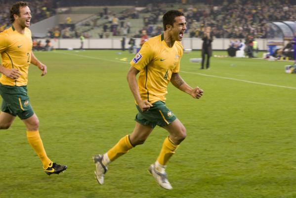 El. MŚ: Pewne zwycięstwo Australii, trzy gole Cahilla