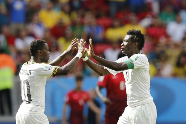 El. MŚ: Wakaso i Ayew dali awans Ghanie