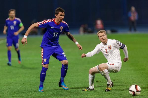 Towarzysko: Rosja przegrała z Chorwacją