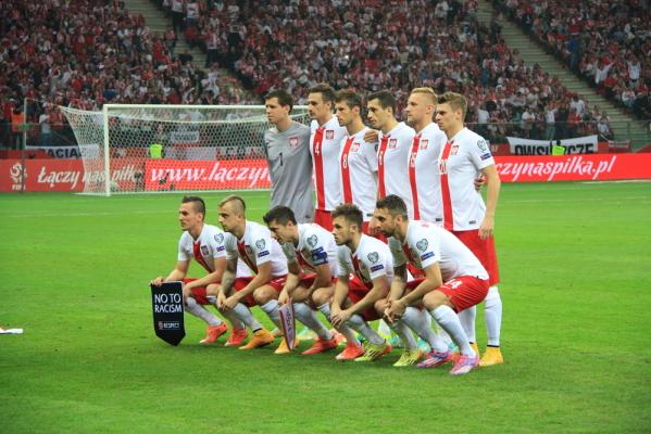 Skład Polski na mecz z Czechami
