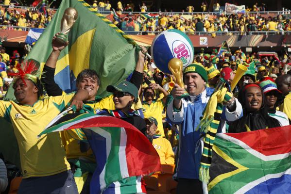 El. MŚ: RPA lepsze w dwumeczu od Angoli
