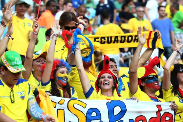 El. MŚ: Czwarte zwycięstwo Ekwadoru