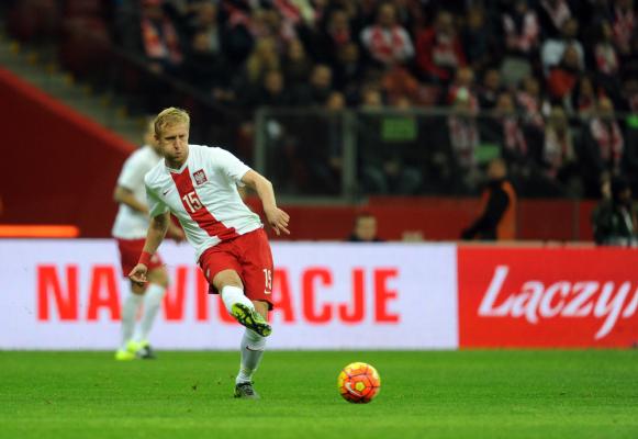 Kamil Glik zadowolony po meczu z Czechami