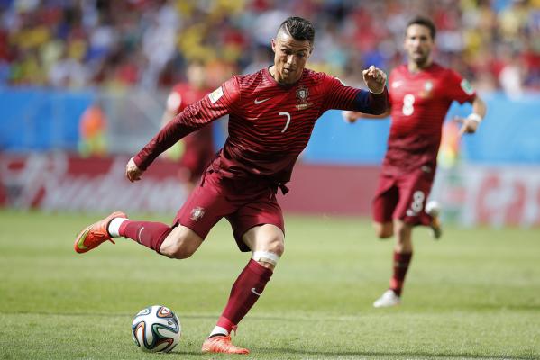 Napastnik Rayo przypomina Cristiano Ronaldo?