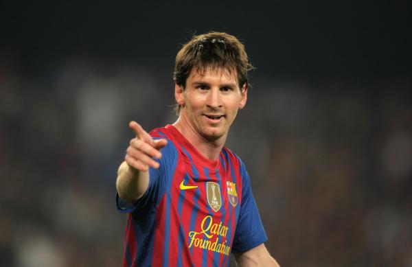 Xavi: Messi najlepszym piłkarzem w historii