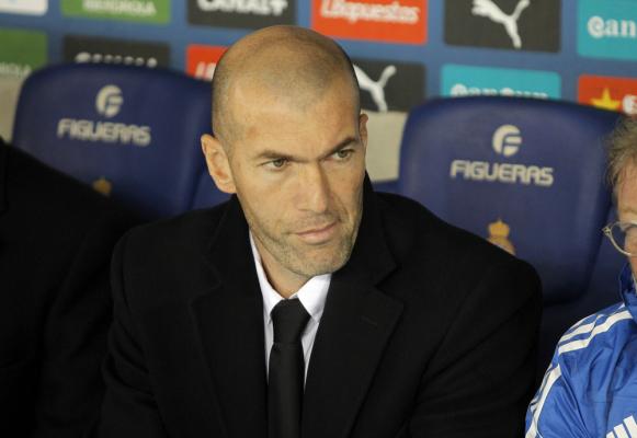 Zidane o Messim: Lepiej żeby nie zagrał