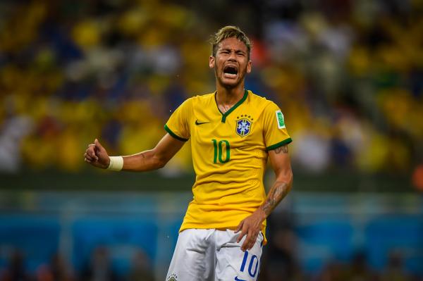 Selekcjoner Brazylii broni Neymara