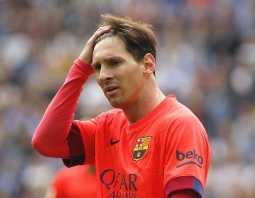 Marca przed meczem Barcelony: Messi został sam. Klub w kryzysie