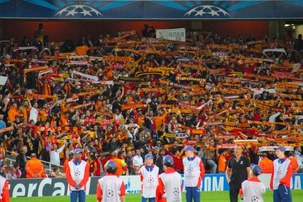 Galatasaray Stambuł zwolniło trenera