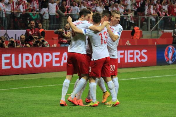 """Polacy wysoko w rankingu przed Euro. """"Mogą wygrać z każdym"""""""
