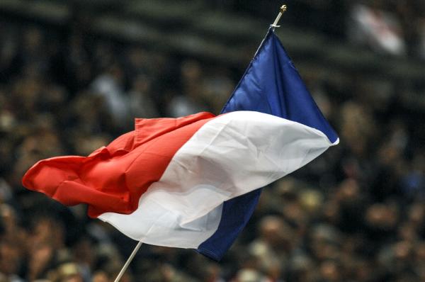 Hymn Francji przed wszystkimi meczami Premier League
