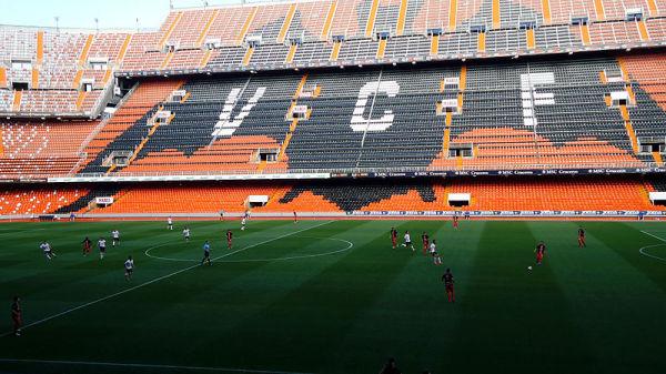 Valencia przegrała w Las Palmas. Mecz kończyła w dziewiątkę